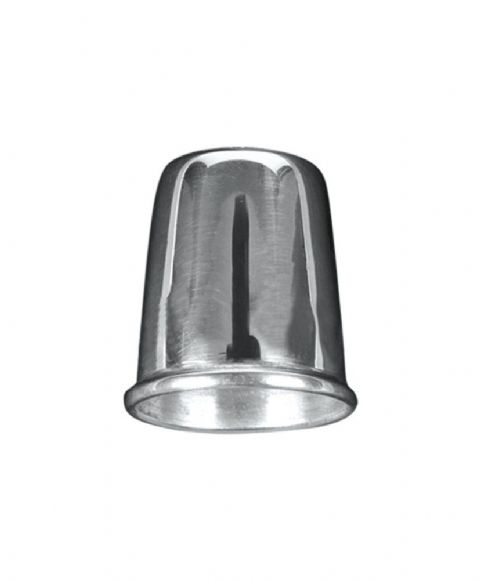 Sterling Silver Plain Thimble